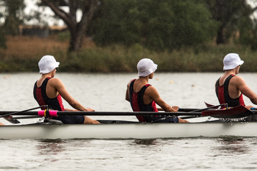 BGS Rowing Equipment Fund Banner