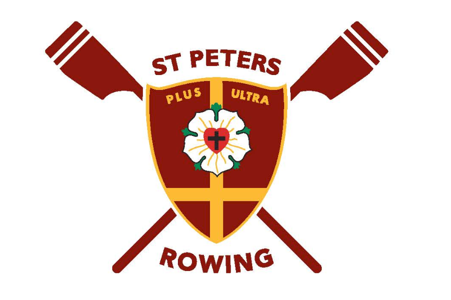 St Peters Lutheran College Rowing 2019 Banner