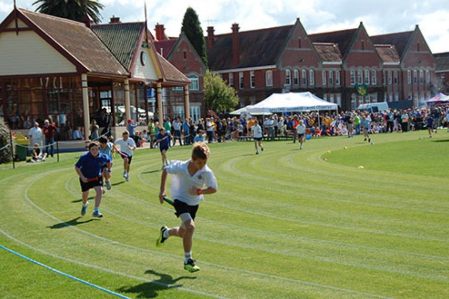 Geelong Grammar School Sports Fund Banner