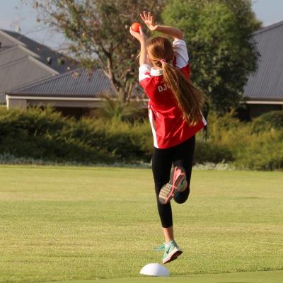 Evie OReilly School Sport Australia National Schools Cricket Championships