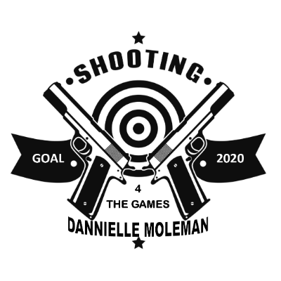 Support Dannielle Moleman to reach the Olympics Logo