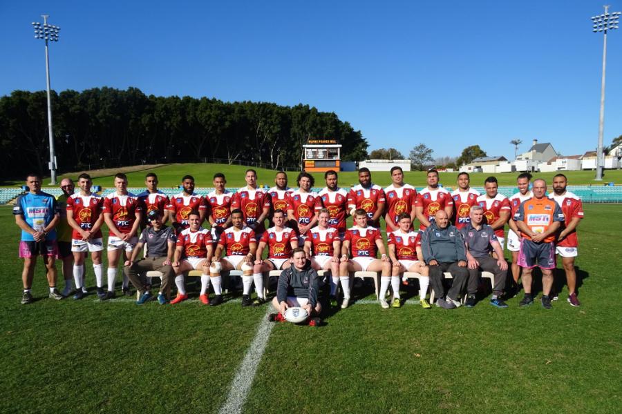Glebe Dirty Reds Return to Wentworth Park Fund Banner