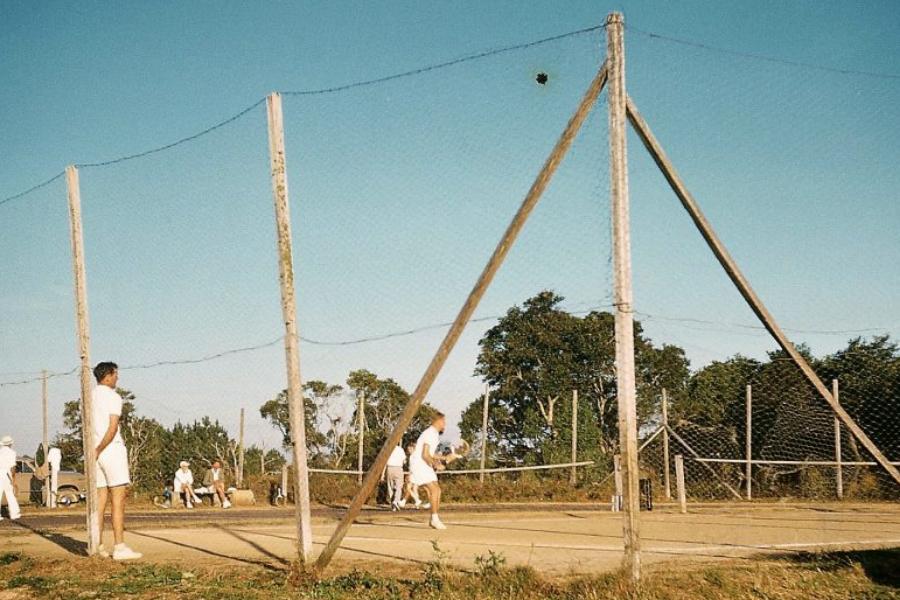Montville Tennis Club rejuvenation Banner