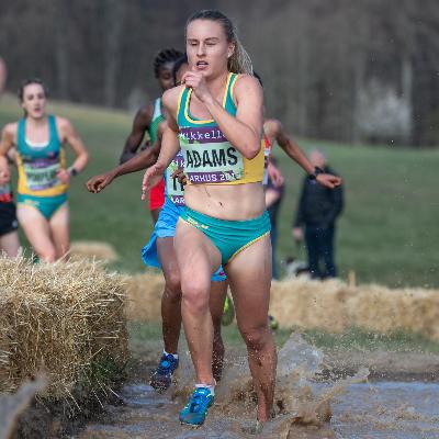 Caitlin Adams - Athletics