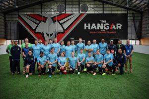 Blind Football Team