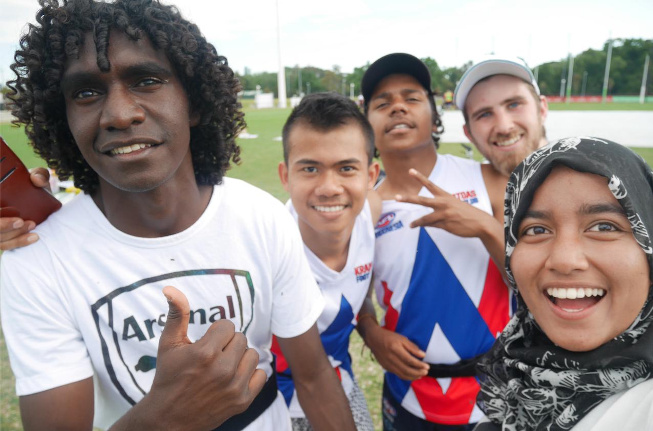 Krakatoa's football club