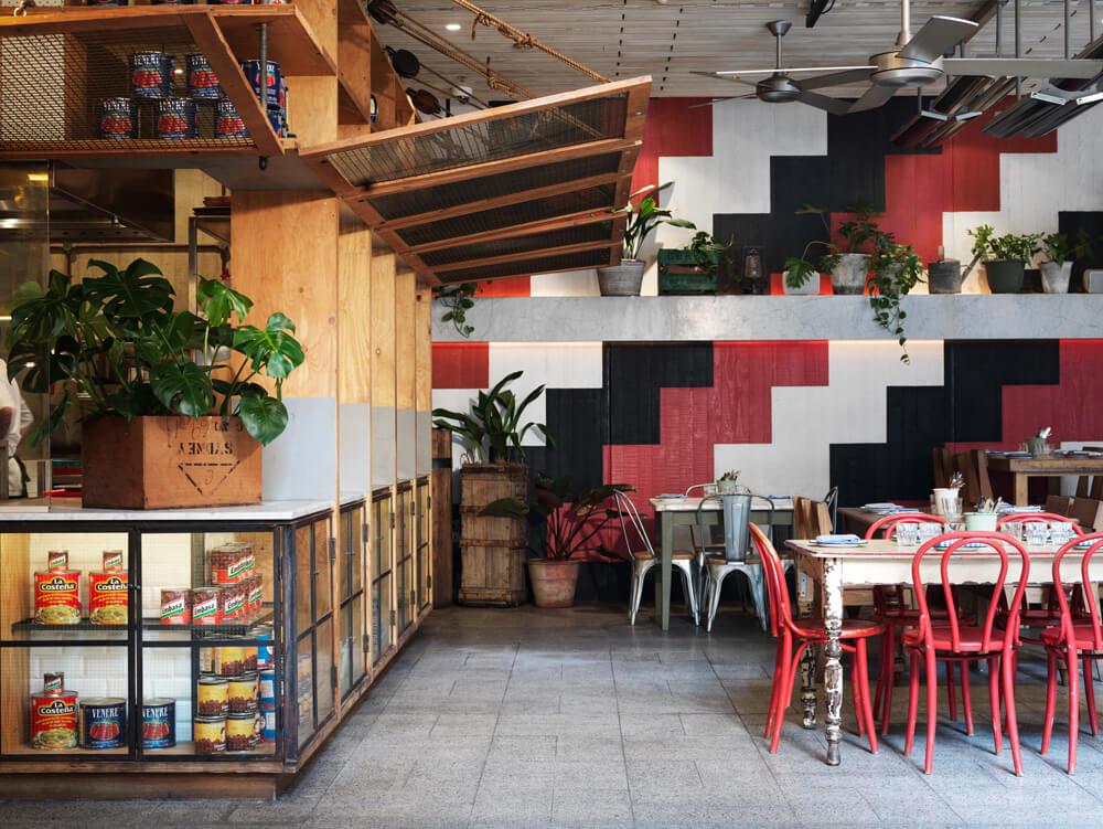 Palings Kitchen And Bar