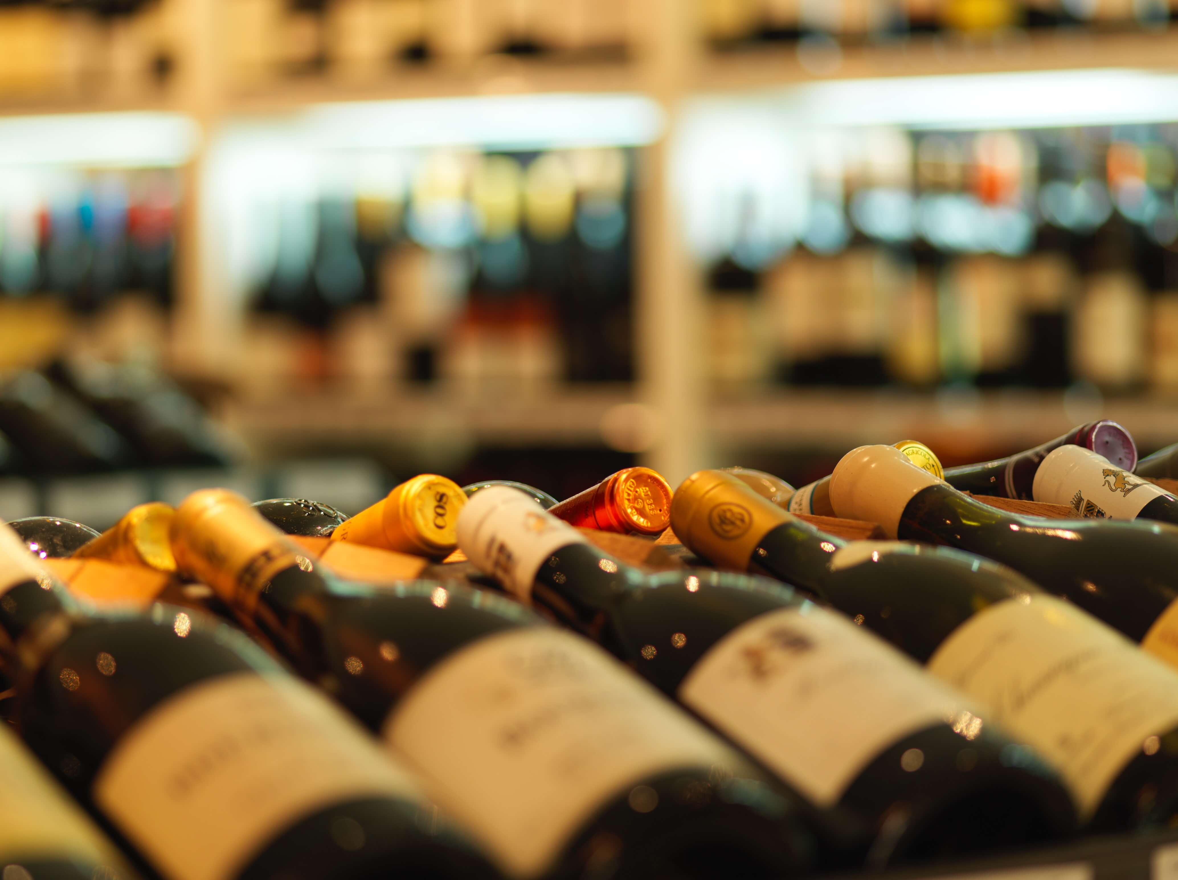 From everyday wines and spirits, to high-end vintage, you'll always find the  perfect drop at The Bottle Shop.
