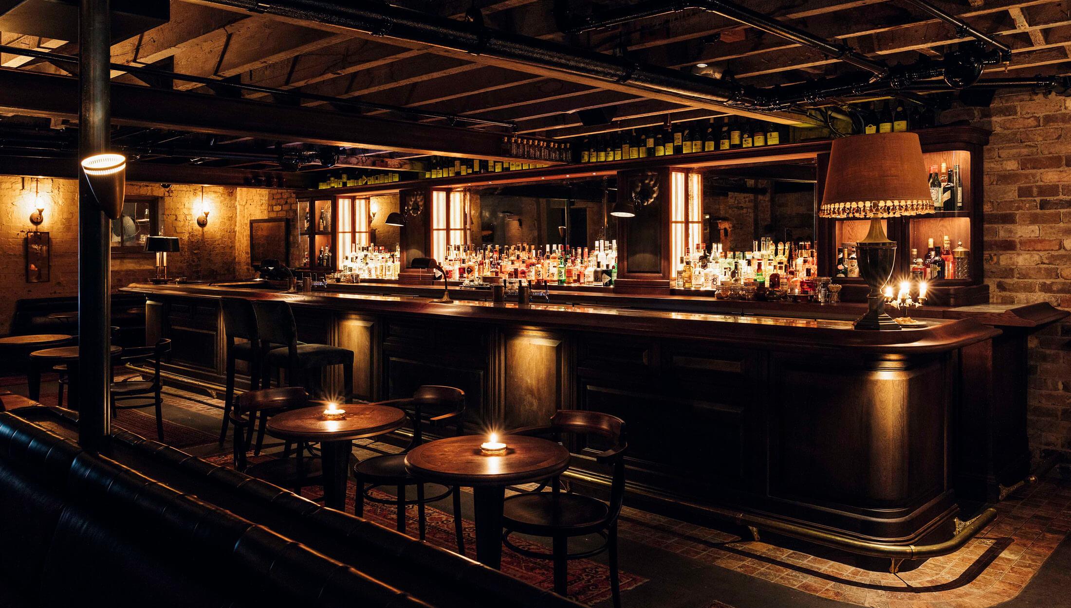 Charlie Parker\'s   Speakeasy Cocktail Bar Paddington