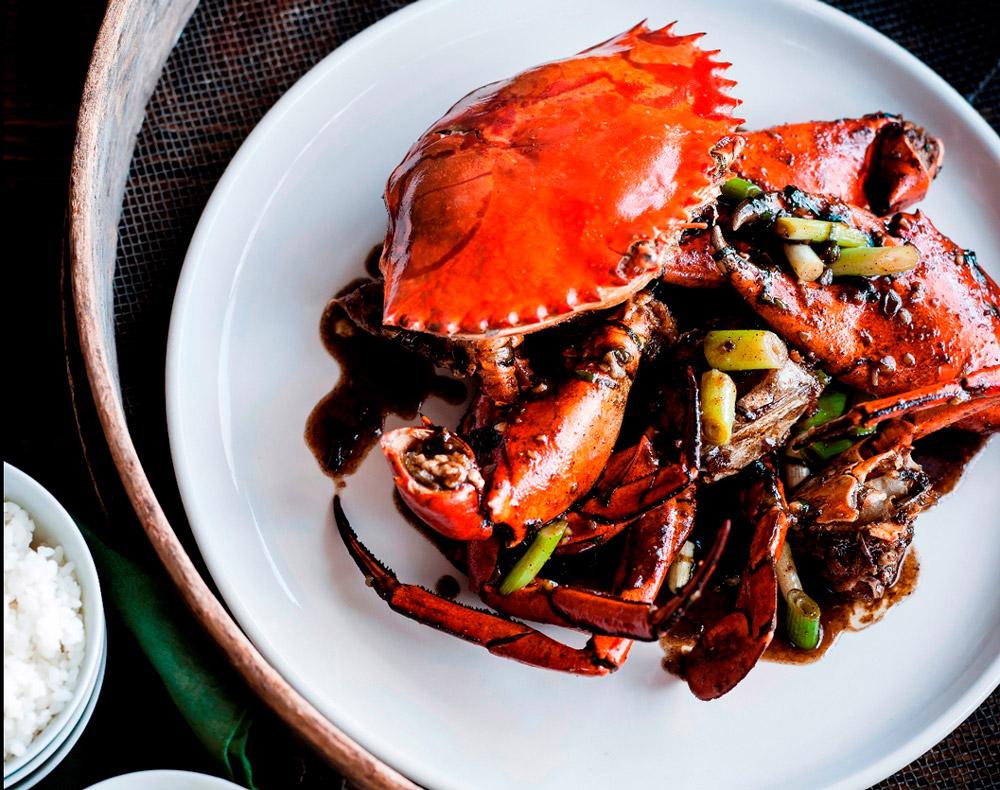 Mr. Wong Mud Crab