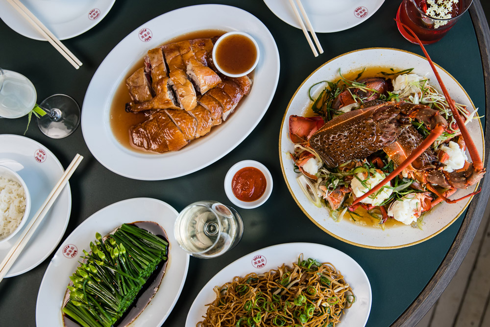Queen Chow Roast Duck Lobster Seafood