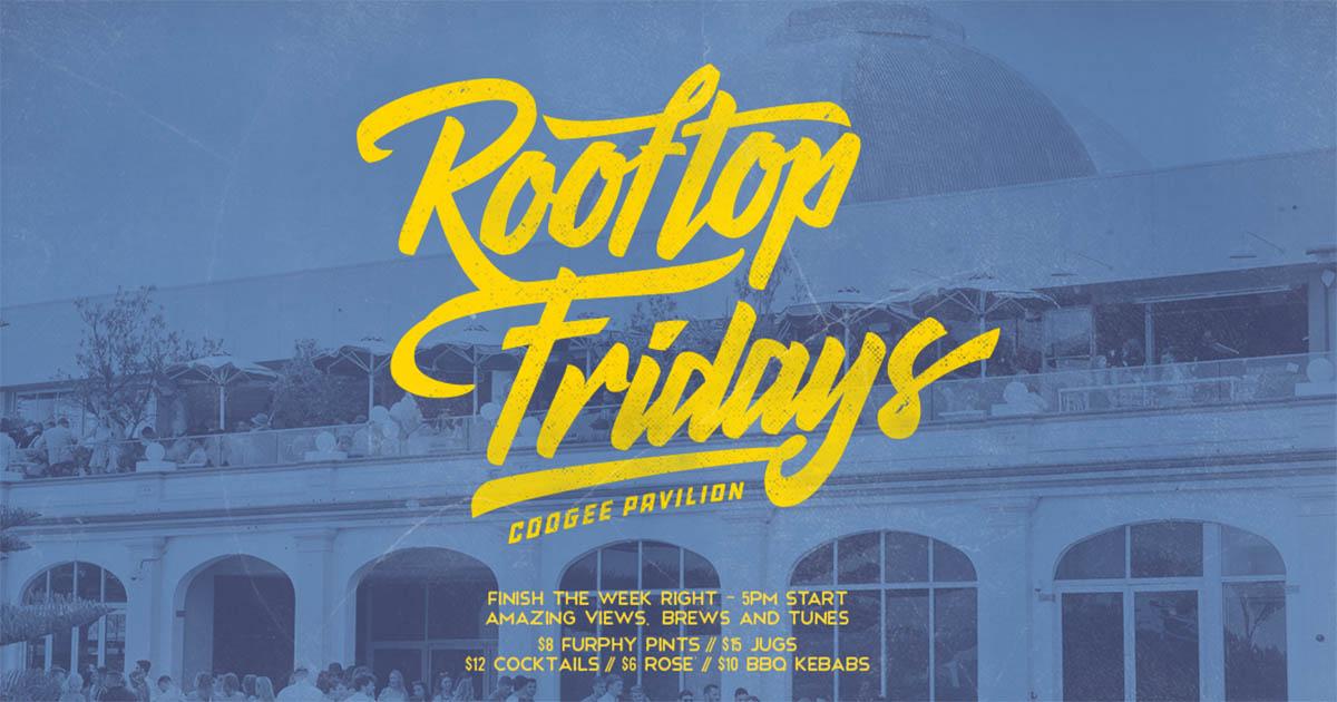 c122790dd8021 Coogee Pavilion Rooftop Fridays