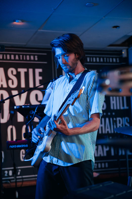 Live Music in Sydney: Winter See Sound Sessions | Merivale