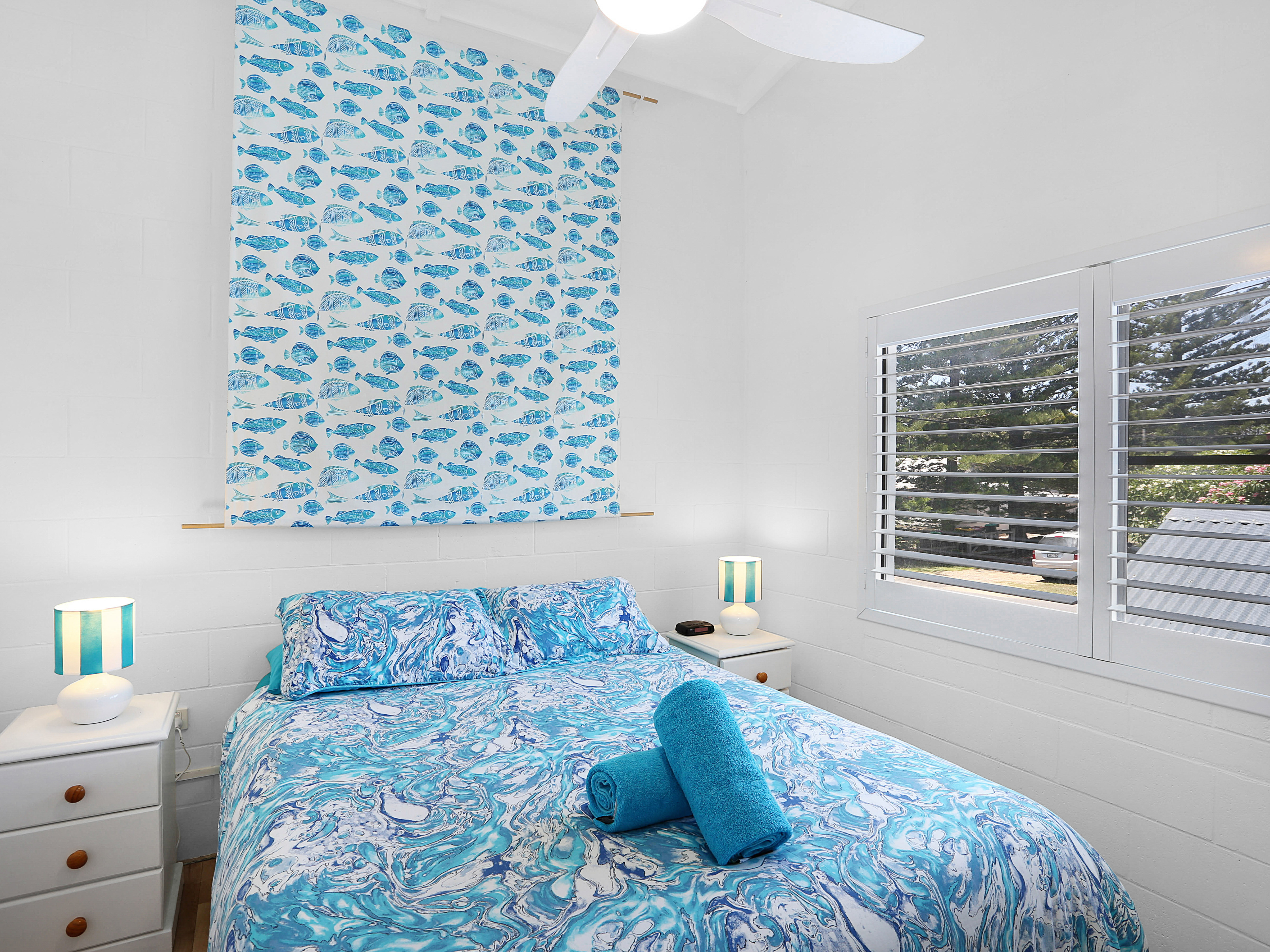 Captains Bridge master bedroom gallery image