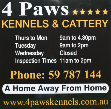 Dog Kennels Pearcedale