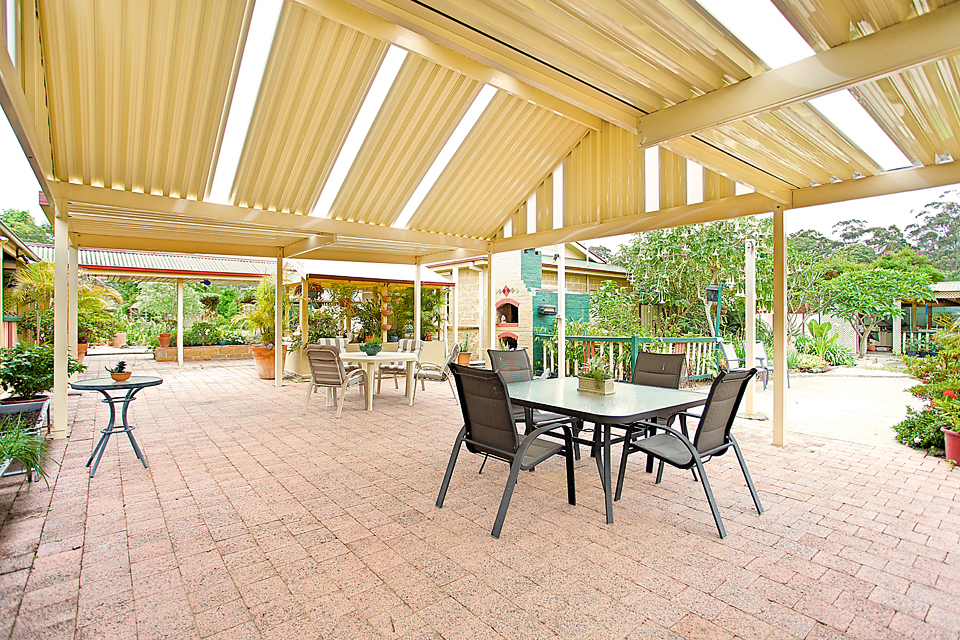 Outside Eating Area gallery image