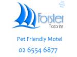 Pet Friendly Motel Forster, NSW - Forster Motor Inn -