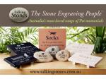 Talkingstones - Pet Memorial Plaques and Pet Urns.