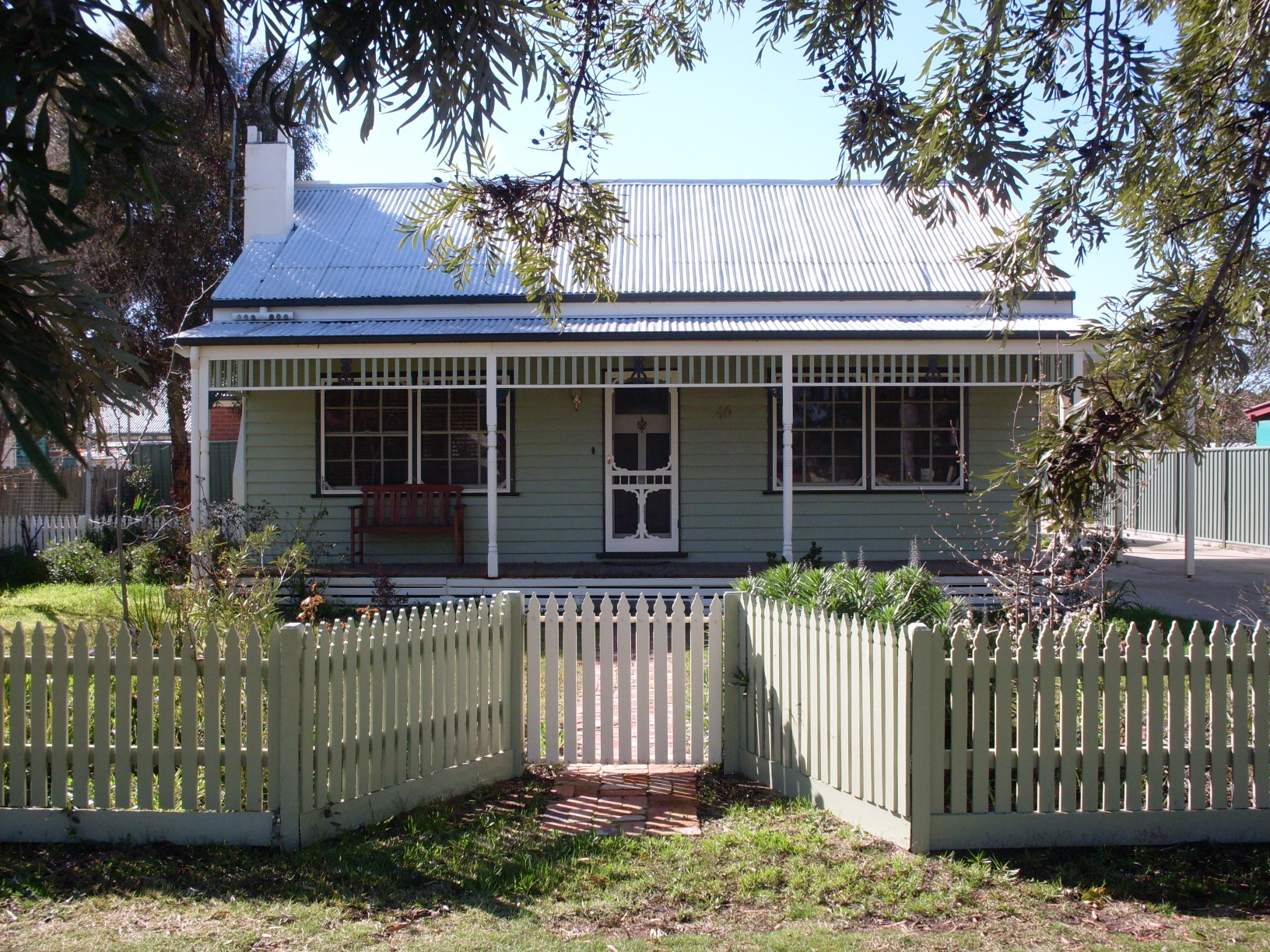 Paringa Cottage, Echuca - Pet Friendly Accommodati