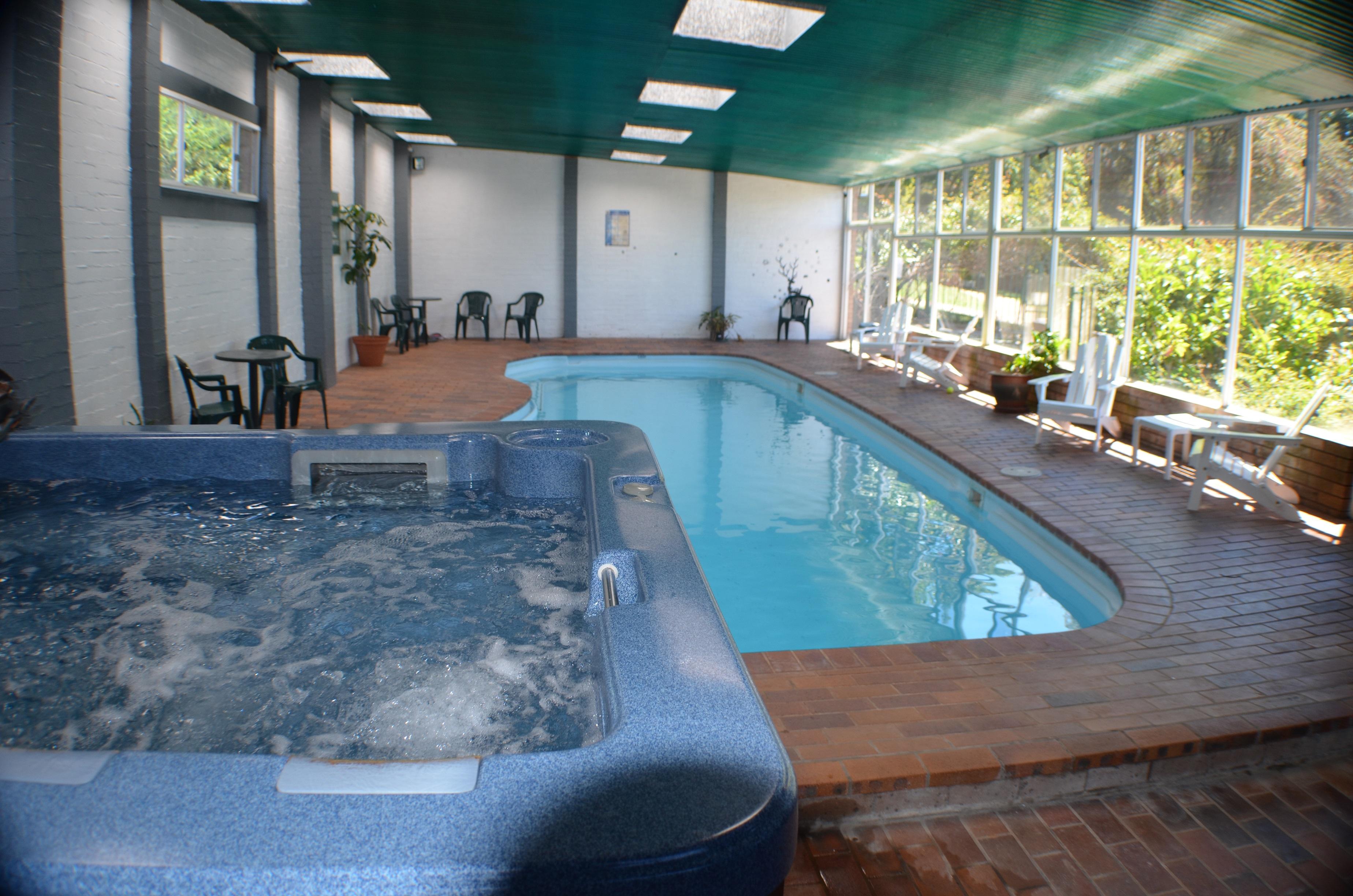 Heated indoor Pool & Spa gallery image