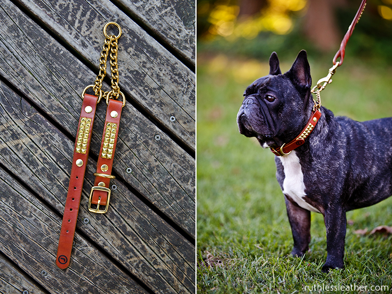 Ruthless Leather - Dog Collars and Leads gallery image
