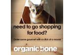 Organic Bone - Healthy and Natural Pet Food Online
