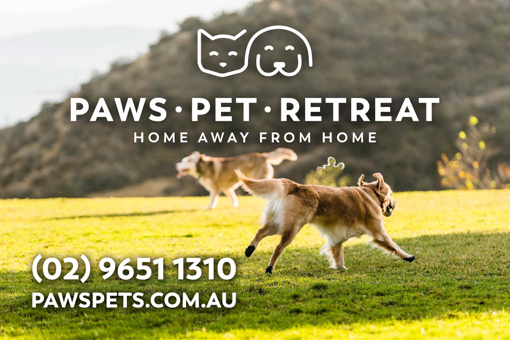 Paws Pet Retreat
