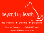 Beyond the Leash - Dog Walker, Dog Trainer, Pet Sitter - Northern Beaches, Sydney