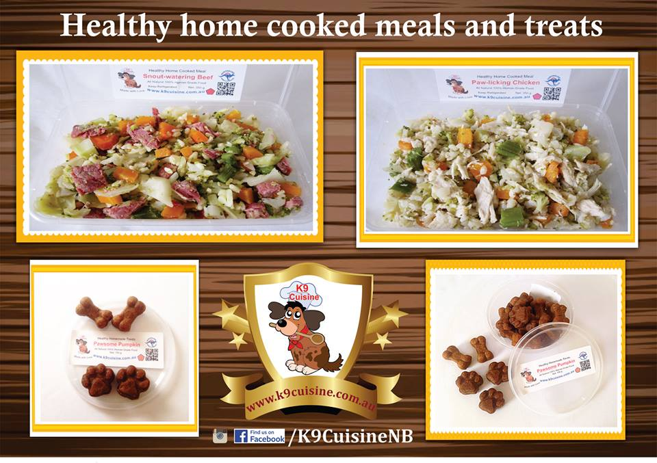 Healthy Home Cooked Meals and Treats gallery image