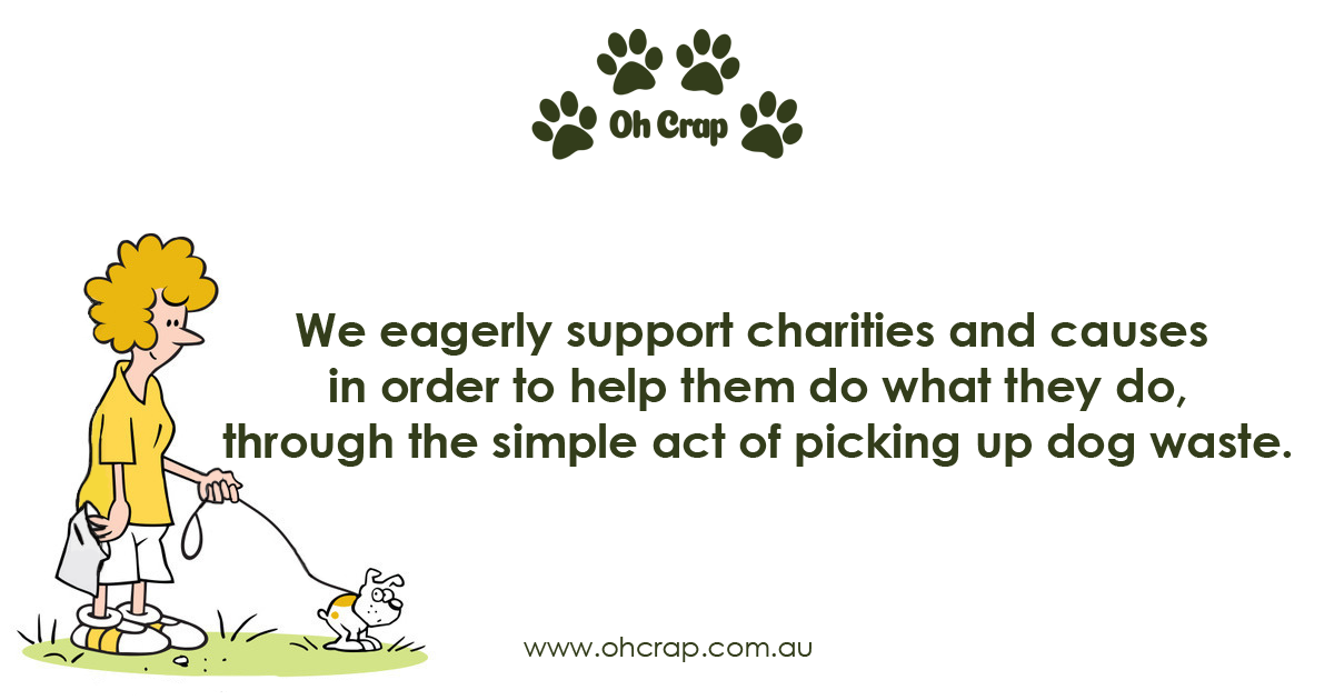 We eagerly support charities gallery image