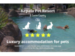 Kepala Pet Resort - Kennel and Cattery - Diggers Rest, VIC