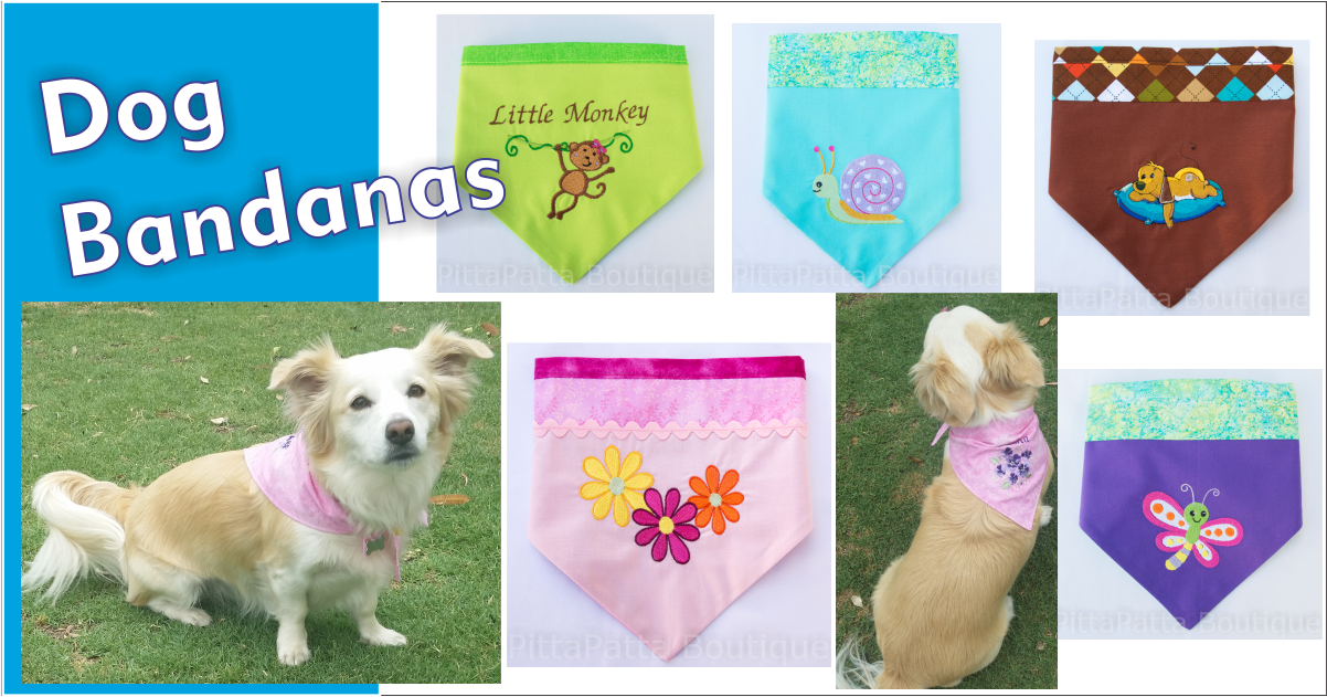 Dog Bandanas gallery image