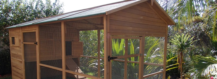 Outdoor Enclosure for Cats gallery image