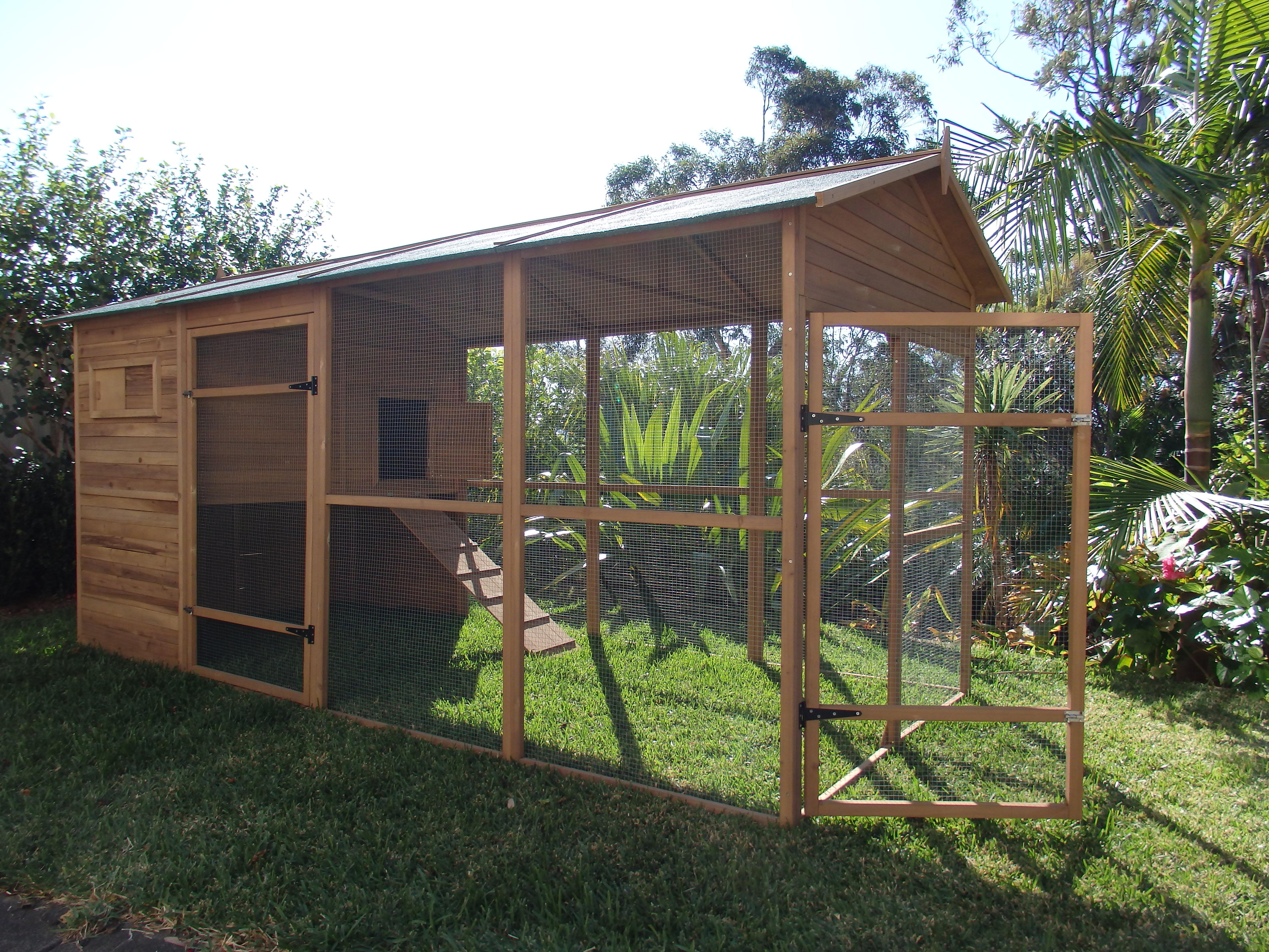 Catio - Outdoor Cat enclosure gallery image