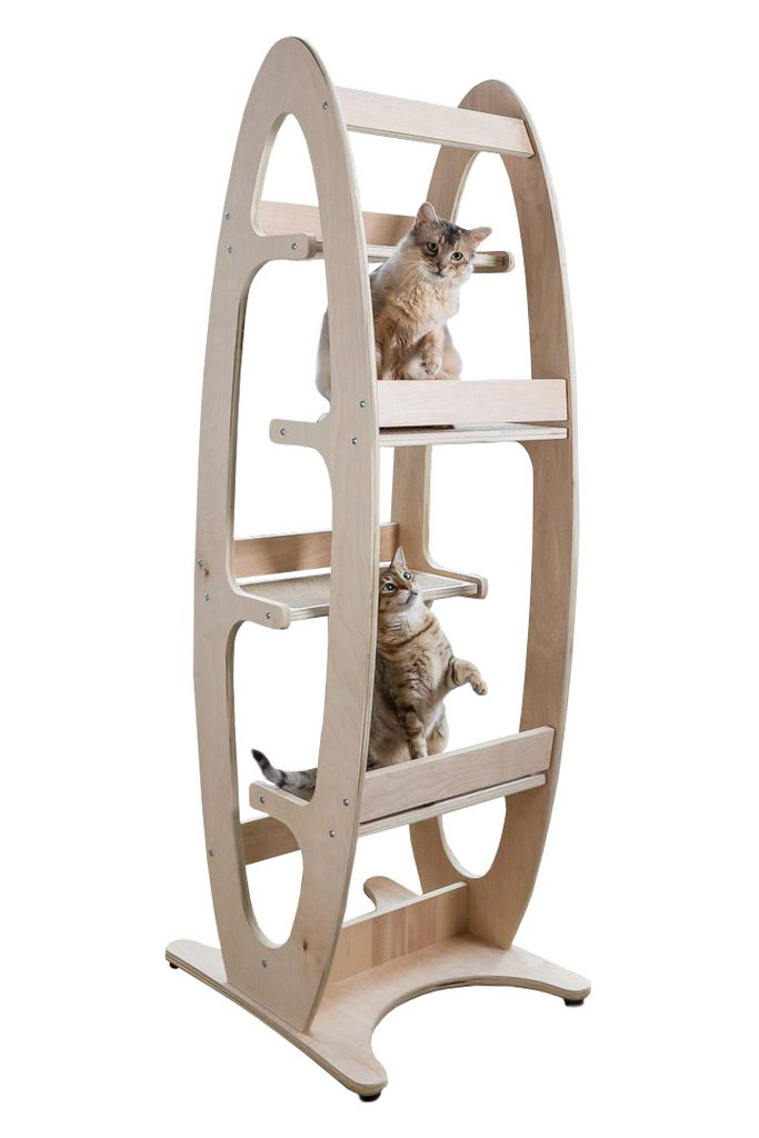 Contoure Cat Tower gallery image