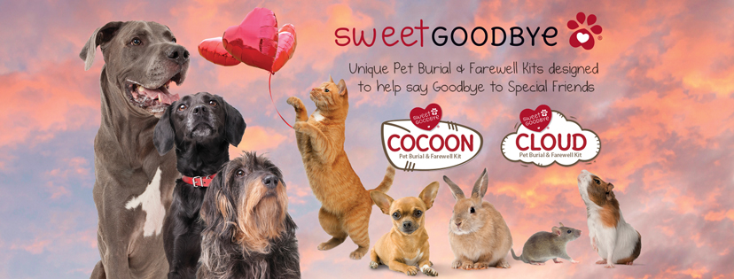 Sweet Goodbye - Pet Burial & Farewell Kits