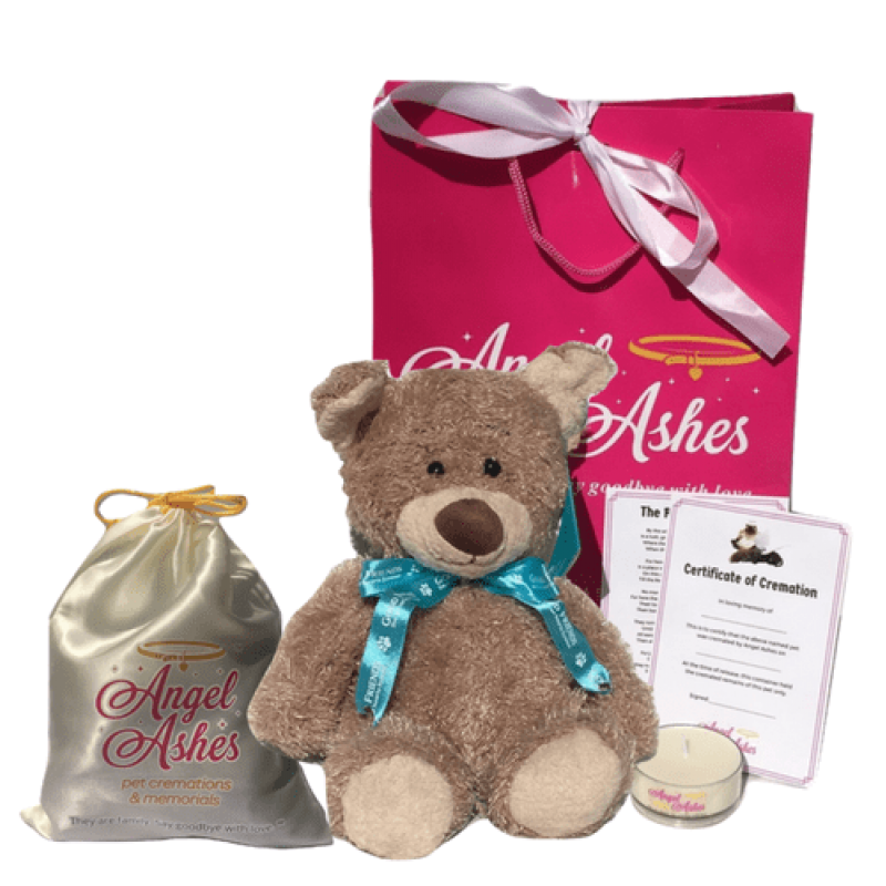 Memorial Gift Package - Included with every cremat gallery image