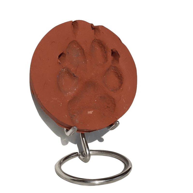 Clay Paw Print & Stand - $50 gallery image
