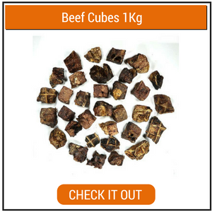 Beef Cubes gallery image