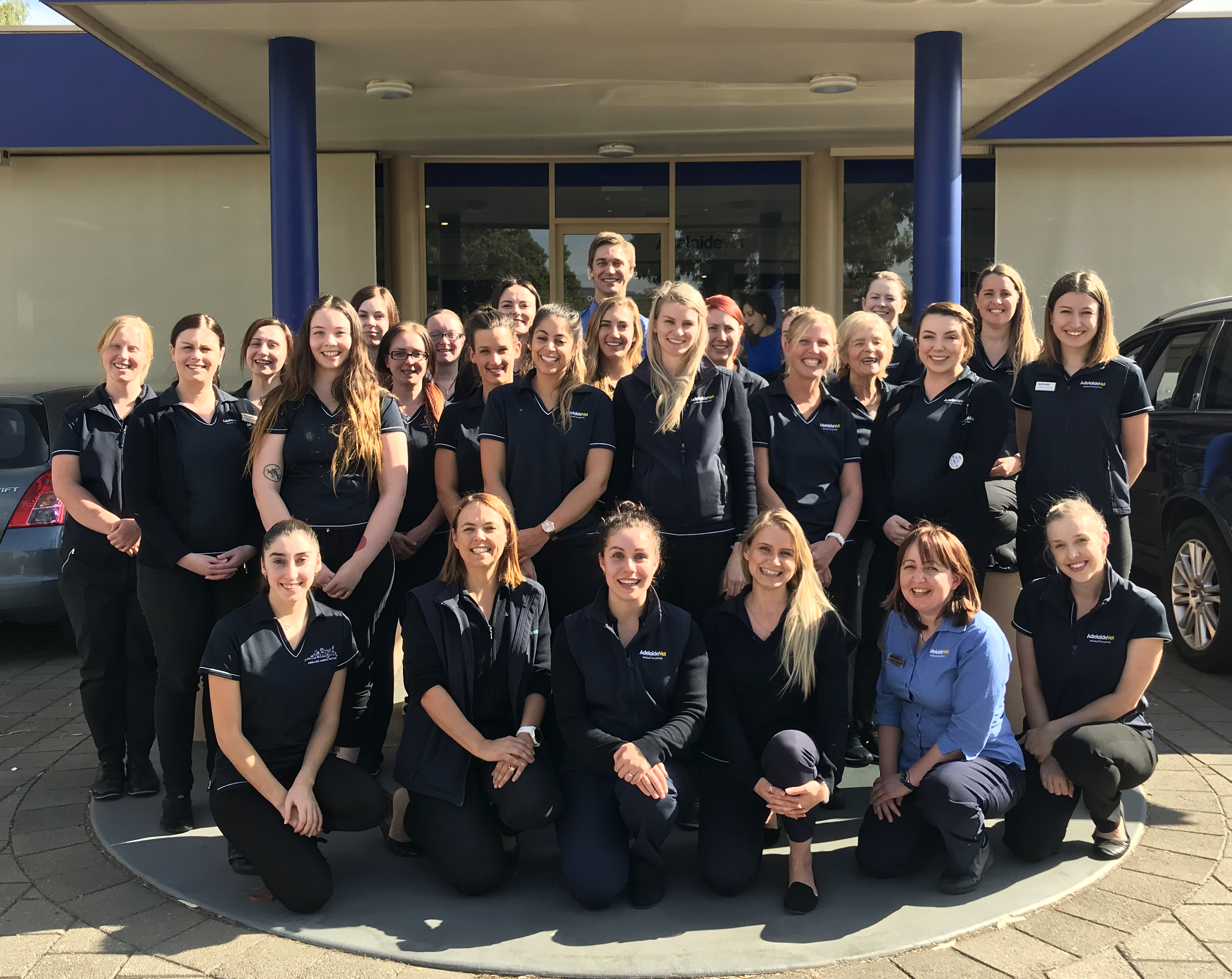 The team at AdelaideVet gallery image