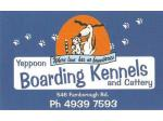 Yeppoon Boarding Kennels and Cattery - Yeppoon, QLD