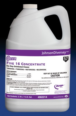 Oxivir 516 Concentrate 3.78L gallery image