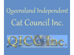 Queensland Independent Cat Council Inc.