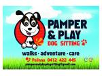 Pamper & Play Dog Sitting - Abbotsbury, Sydney - NSW