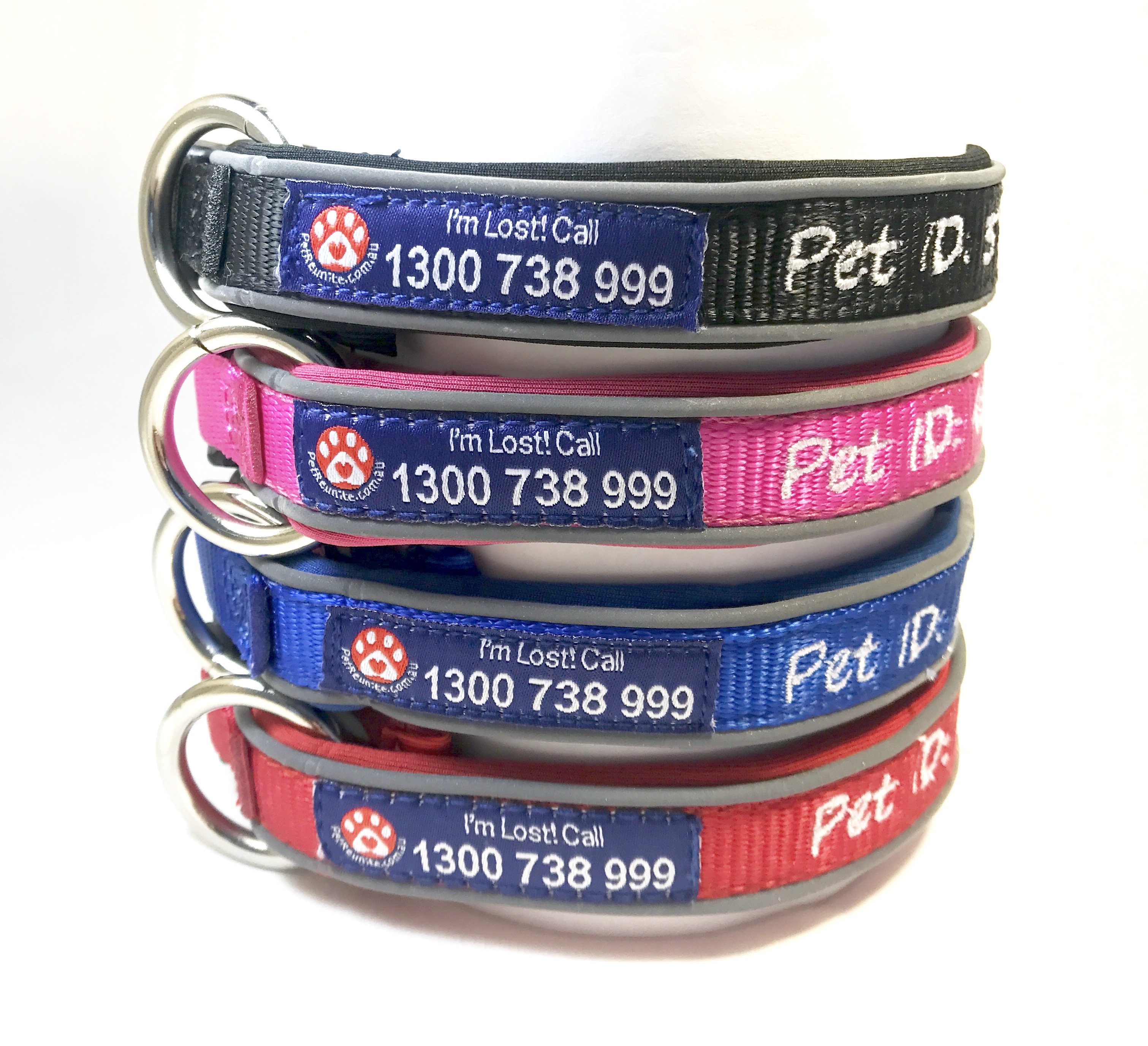 Pet ID Collars gallery image