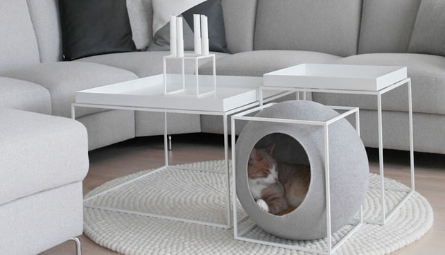 Cat Bed gallery image
