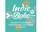 Indie Boho - Pet Beds & Homewares - Sunshine Coast, QLD
