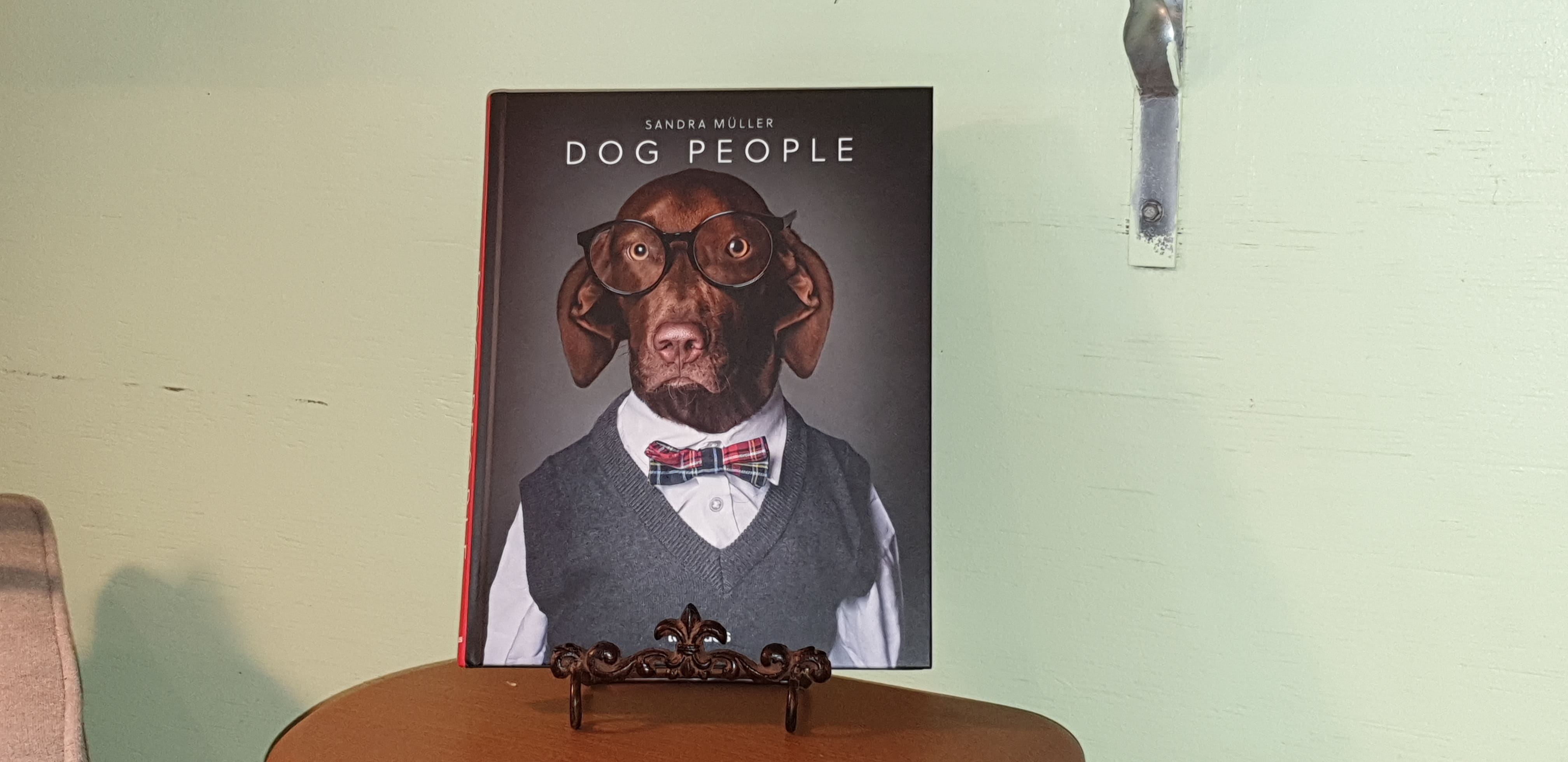 Browse through this quirky book at your leisure. gallery image