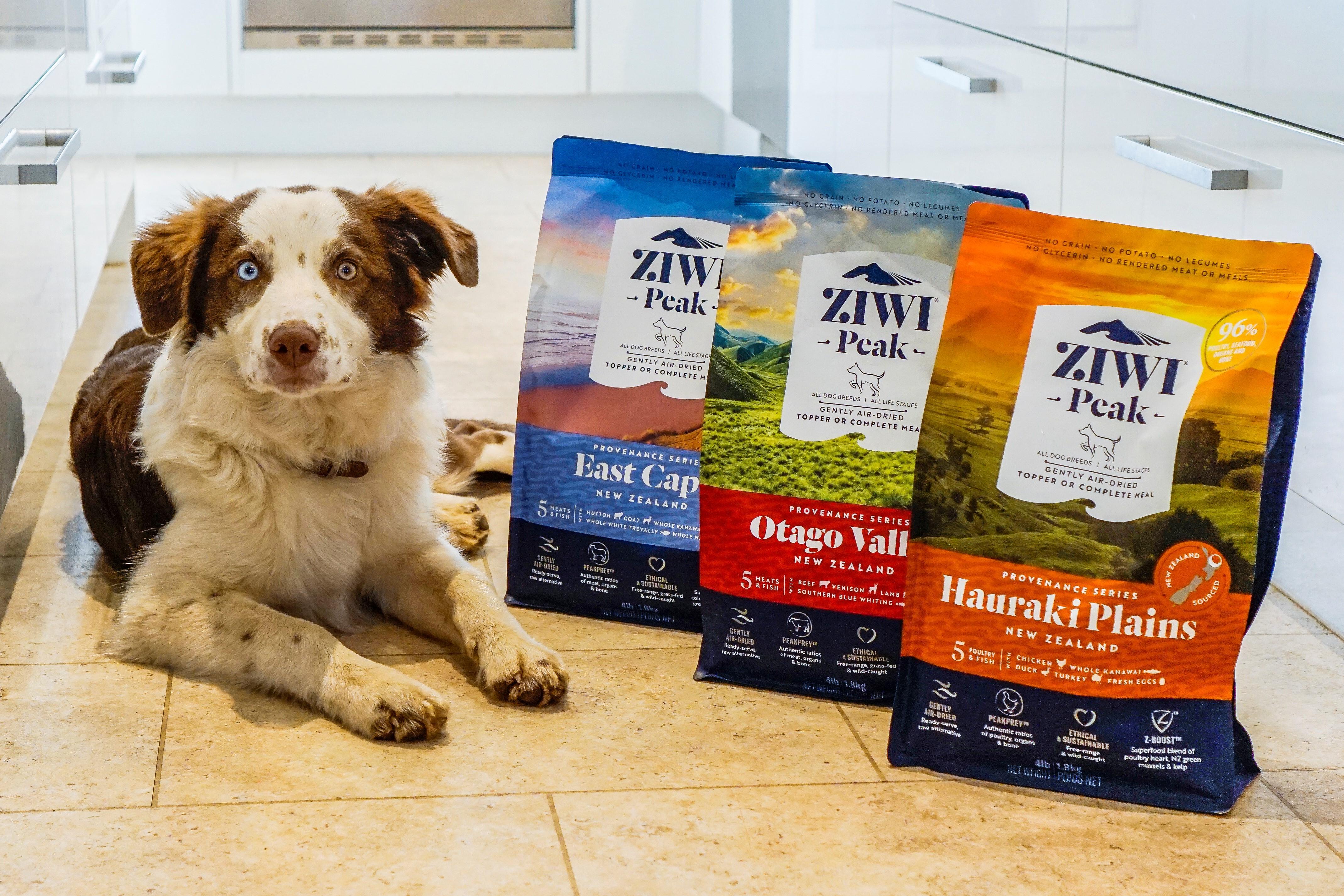 Ziwi Peak Provenance Series Dog Food gallery image