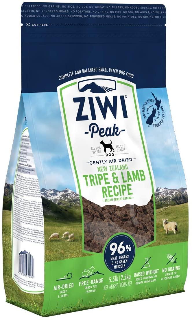Ziwi Peak Tripe & Lamb Dog Food gallery image